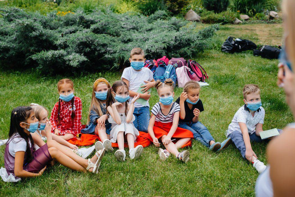 Could Outdoor Classes Help K-12 Schools Reopen?