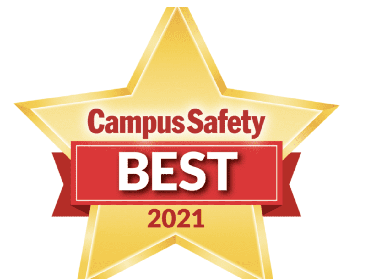 2021 Campus Safety BEST Award- Incident Management & Response: Communications Products category