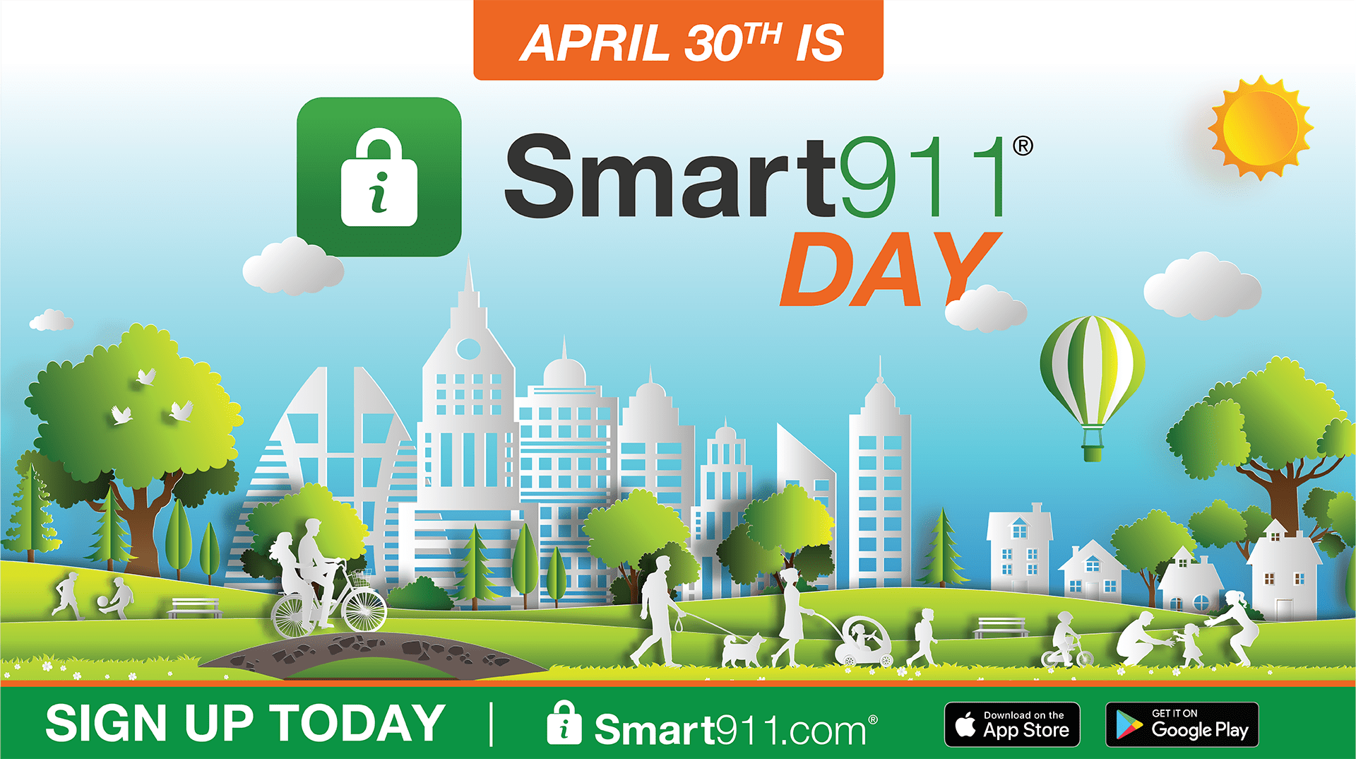 Smart911 Day