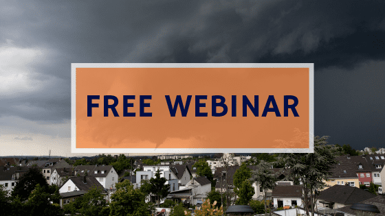 Increasing Severe Weather: How Two Counties Tackle a Growing Problem Webinar