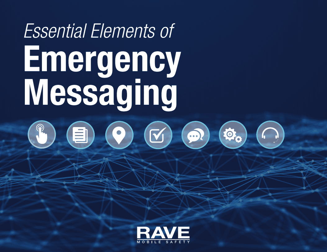 Essential Elements of Emergency Messaging