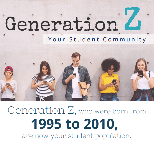 Generation Z: Your Student Community