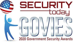 2020 Govies Government Security Award