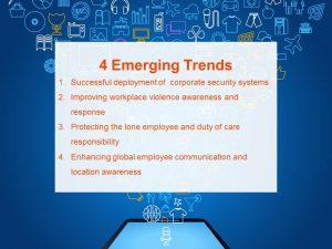 Four Emerging Risk Management Trends
