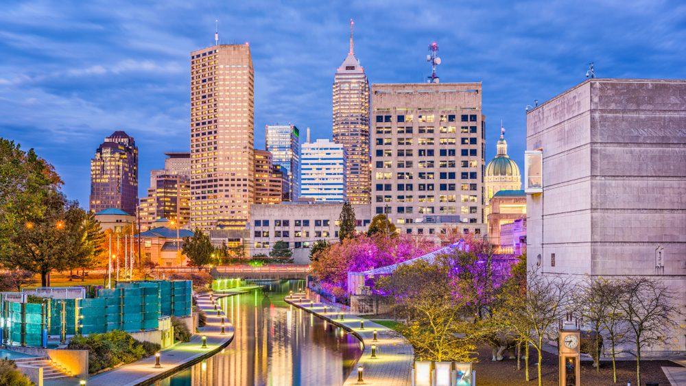 """Indianapolis """"Reimagining"""" of Public Safety Through NYU"""