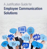 A Justification Guide for Employee Communication Solutions