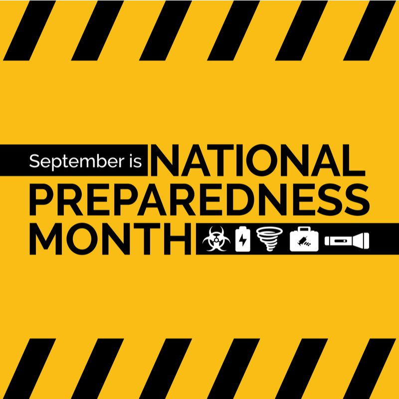 How Does National Preparedness Month Look Different This Year?