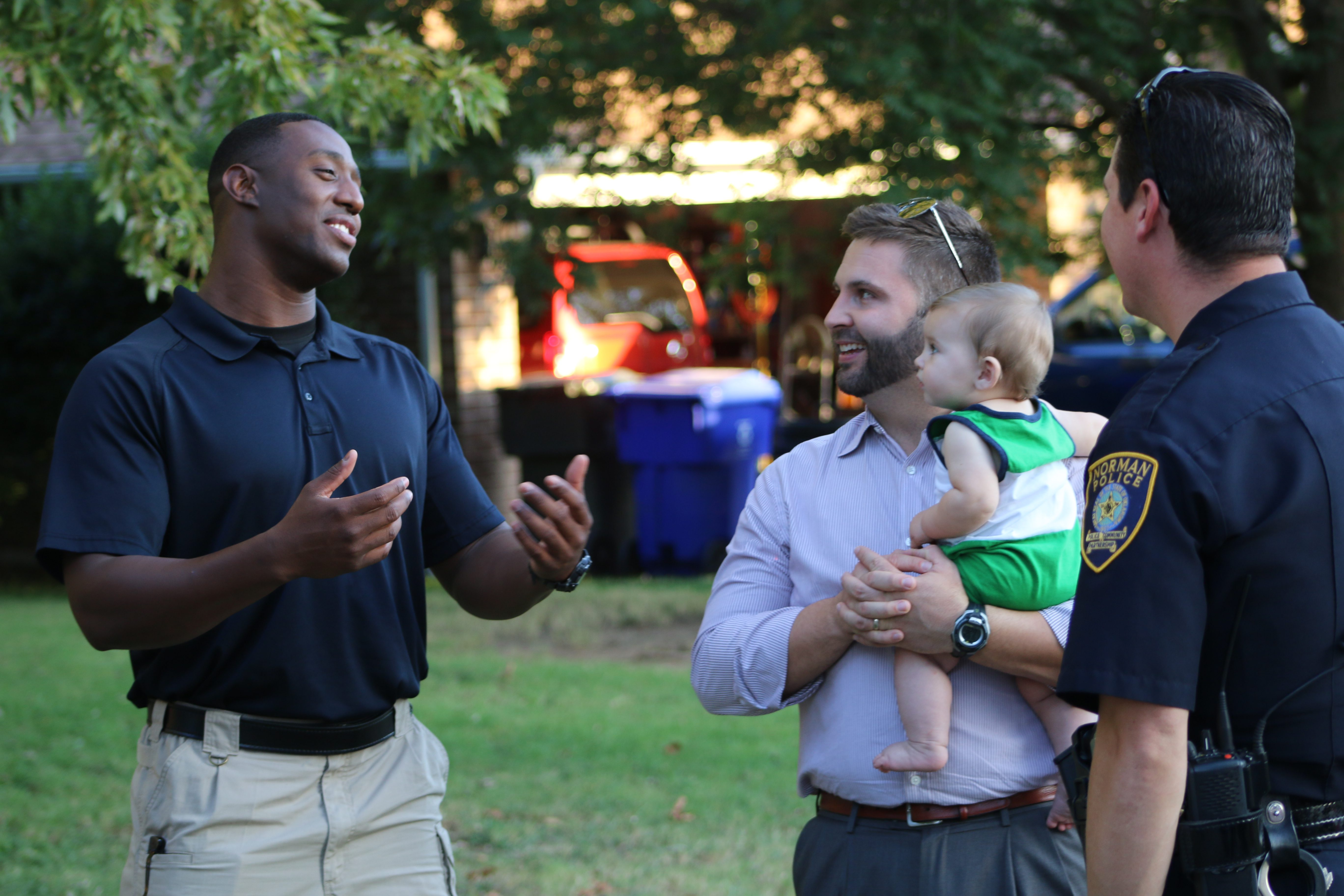 Engaging the Community on Safety in Norman, OK