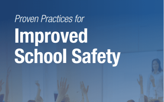 Proven Practices for Improves School Safety Cover 2-1