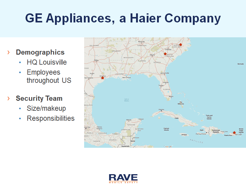 How GE Appliances Managed Employee Safety During the 2017 Hurricane Season