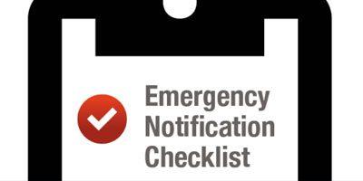 Emergency Notification Checklist: 7 Essentials for ENS Success