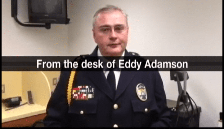 From the Desk of: Chickasha, OK Chief of Police