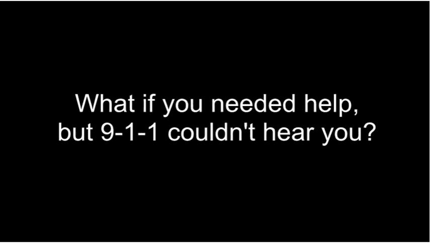 Woman Stranded 9-1-1 Call: Smart911 Save
