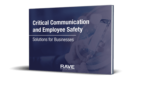 Critical Communication and Employee Safety Cover Thumbnail_2020