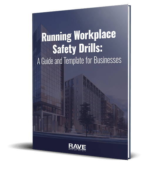 Running Workplace Safety Drills Cover