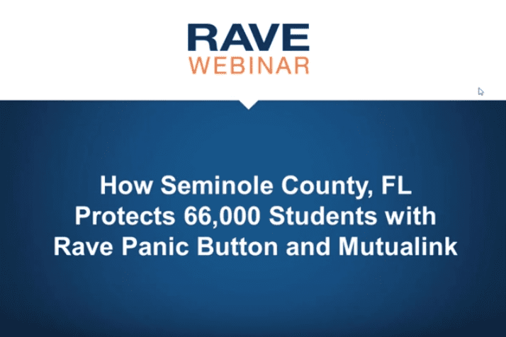 How Seminole County, FL Protects 64,000 Students