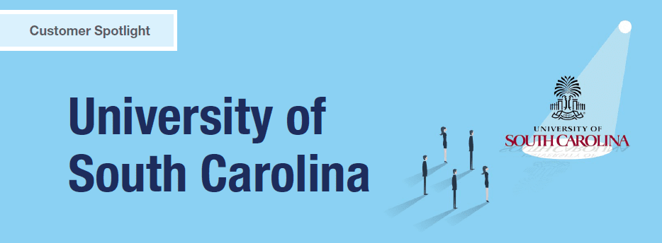 Customer Spotlight: University of South Carolina