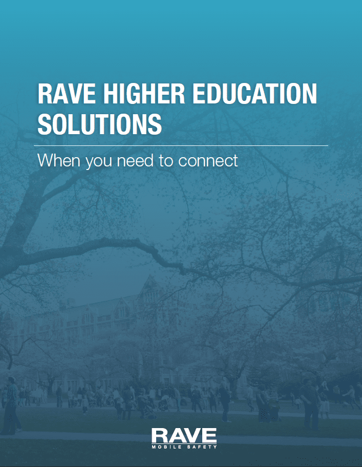 Rave Higher Education Solutions