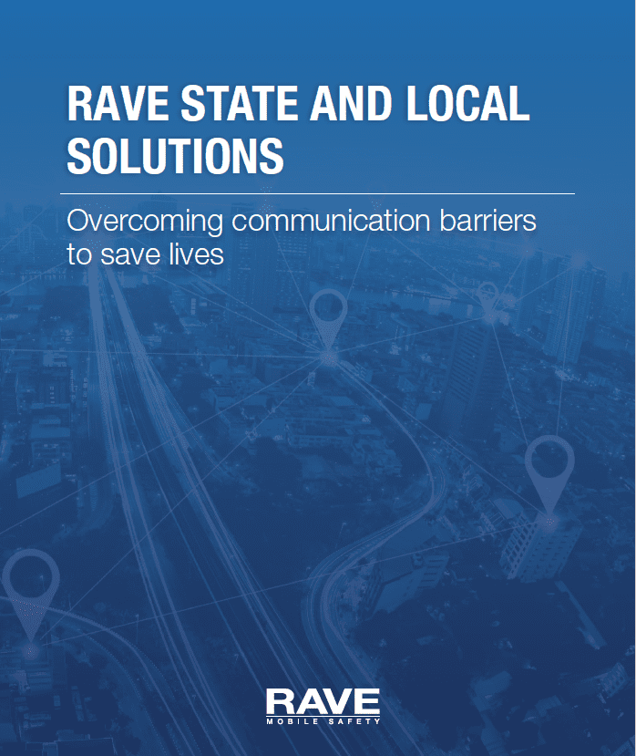 Rave State and Local Solutions