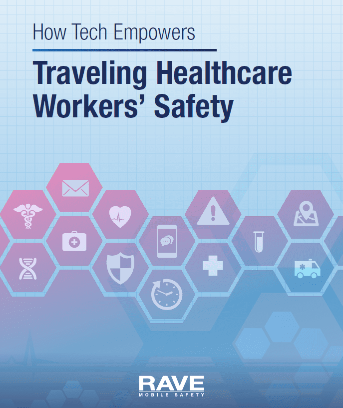 How Tech Empowers Traveling Healthcare Workers' Safety eBook