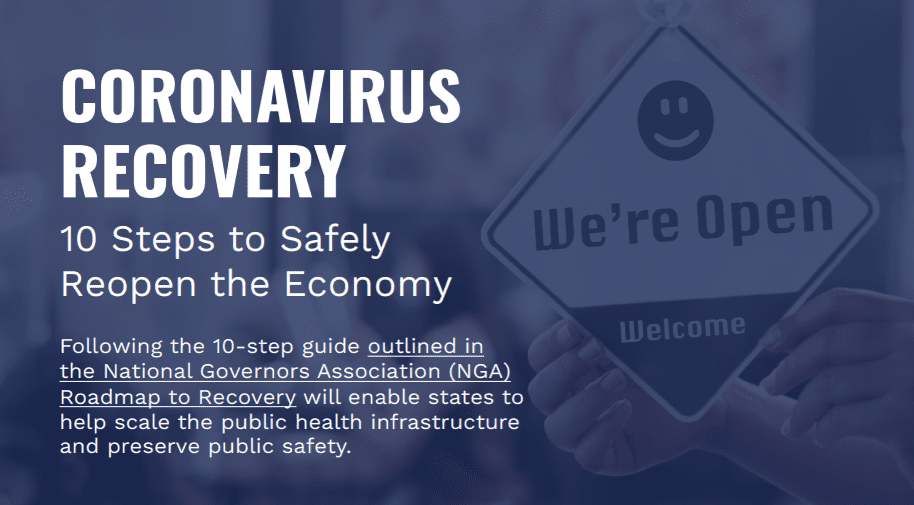 Coronavirus Recovery: 10 Steps to Safely Reopen the Economy