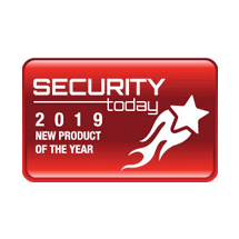 2019 Security Today's New Product of the Year