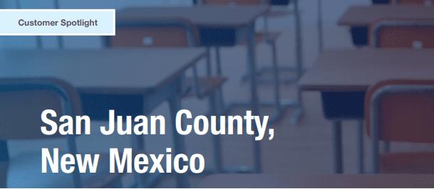 San Juan County Customer Spotlight
