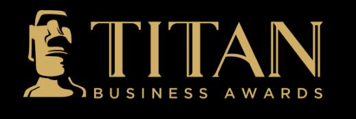 2021 Platinum Titan Business Awards- Company & Organization - Safety / Security category