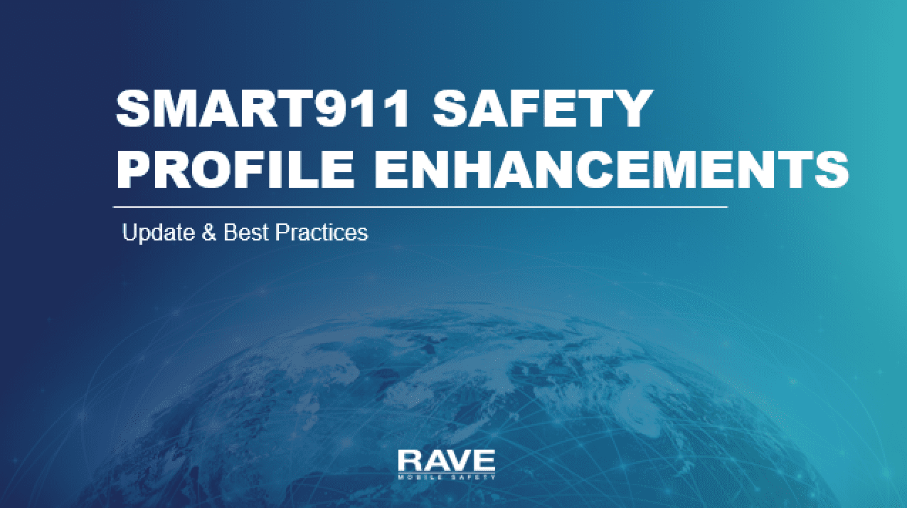 Smart911 Enhancements Tool Kit