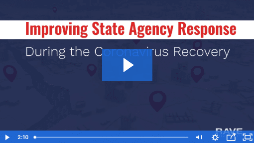 Improving State Agency Response During the Coronavirus Recovery