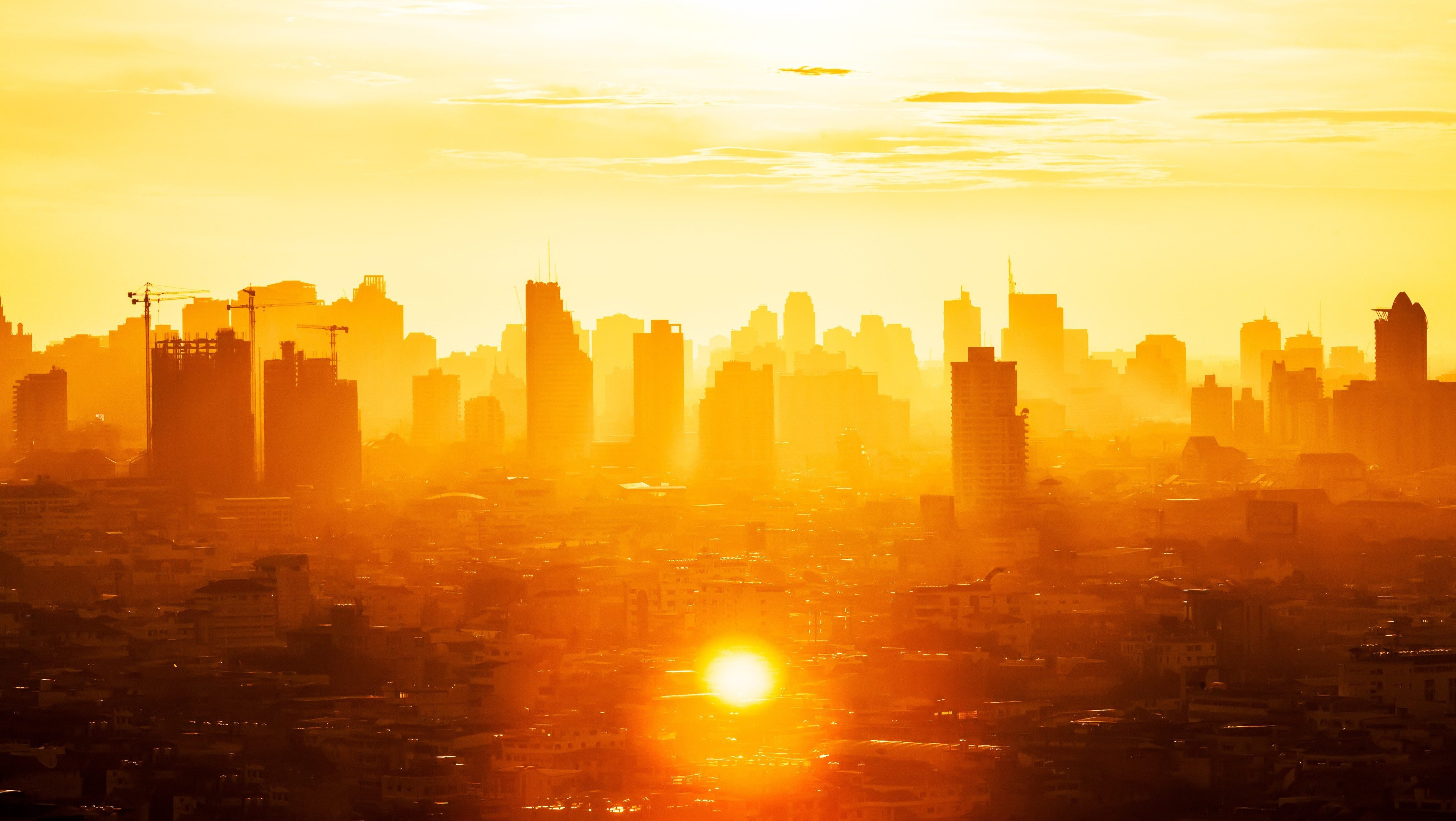 What Happens When Extreme Heat Collides with a Pandemic?
