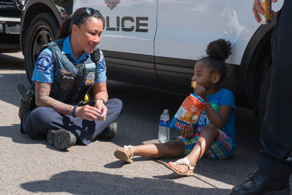 Examples of Community Policing Strategies at Work