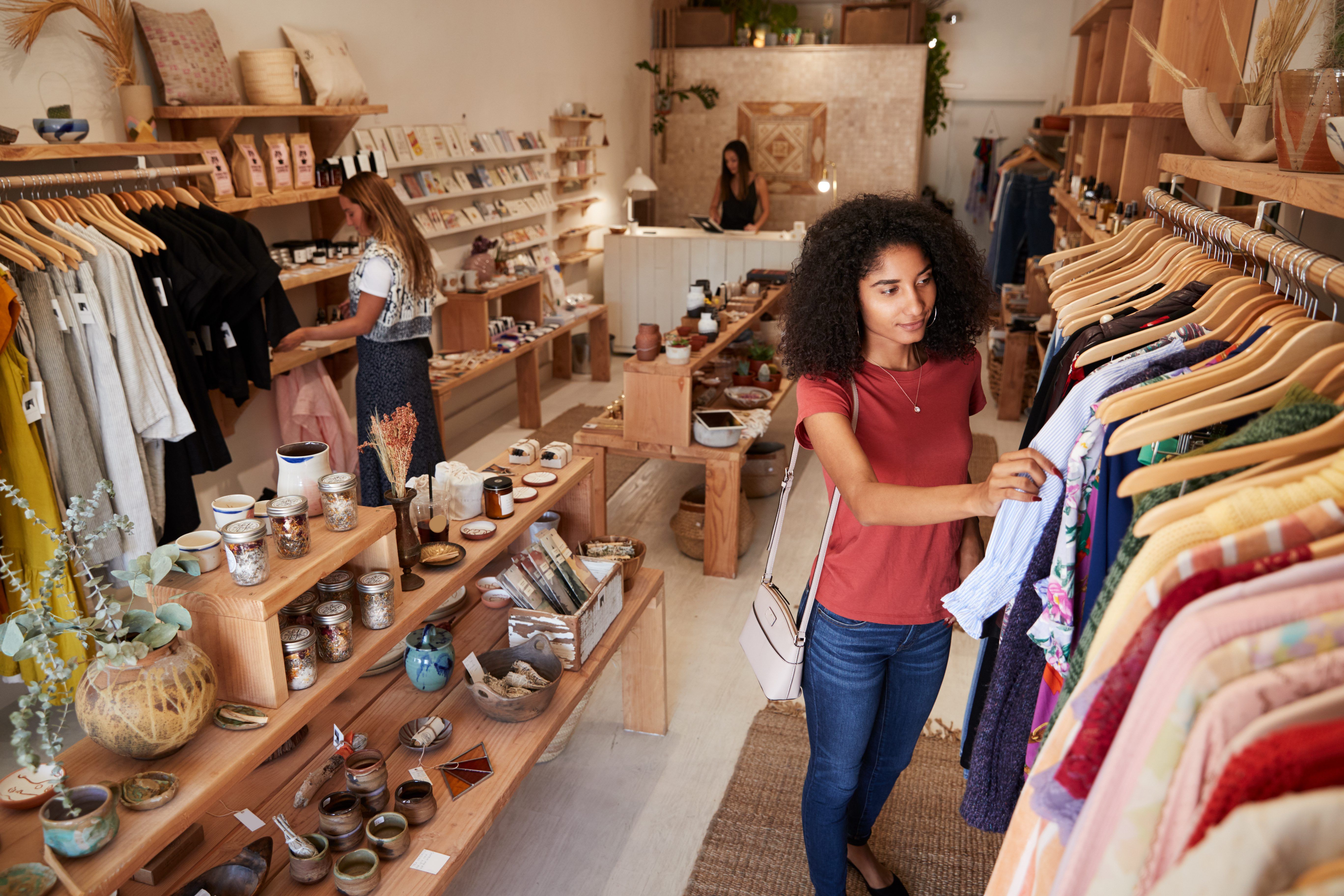 Shop Small: Small Business Saturday & Small Business Safety