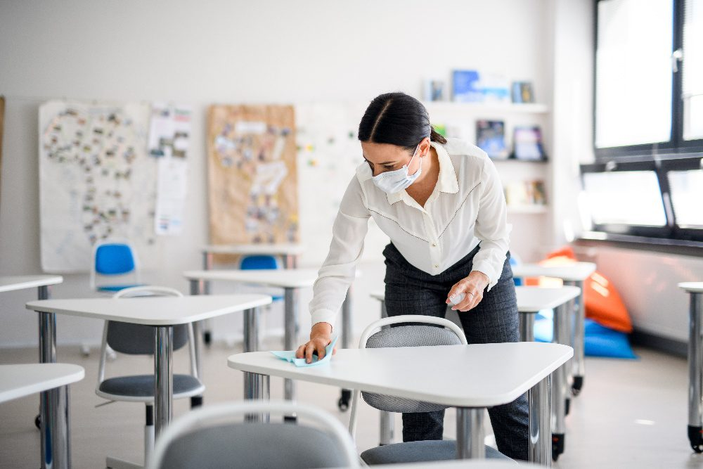 Study Shows Children and Teens Spread COVID-19: Could Classroom Environments Increase Risk?