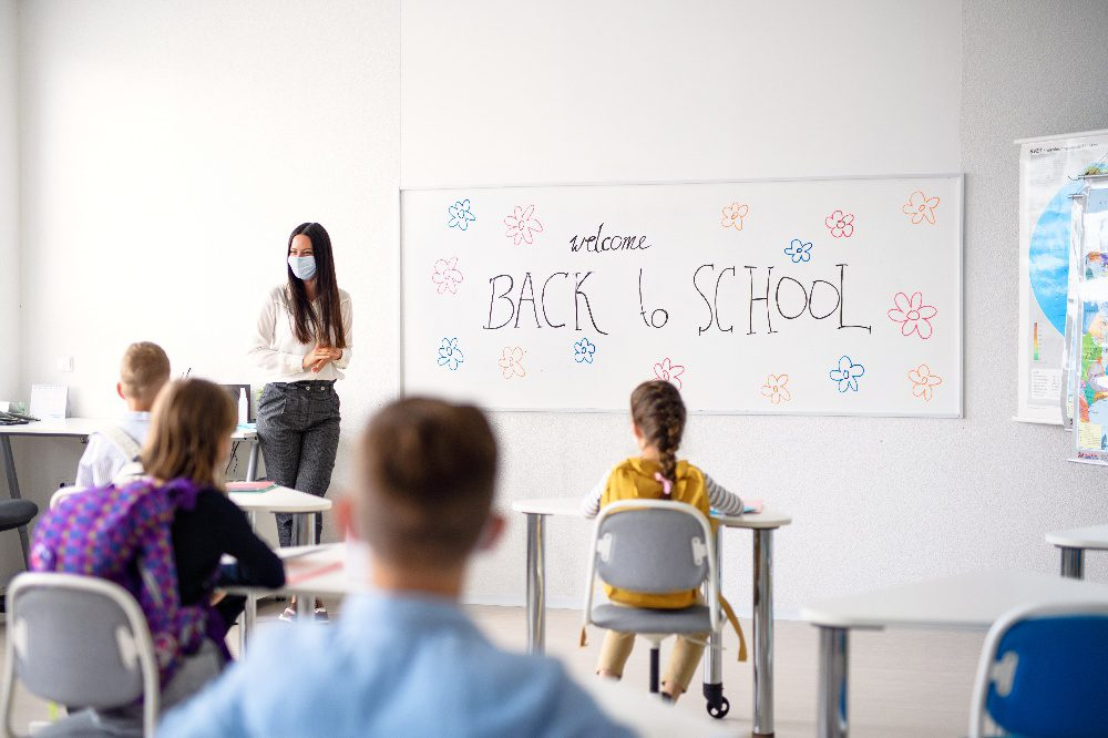 Should Teachers be Treated Like Front-Line Workers?