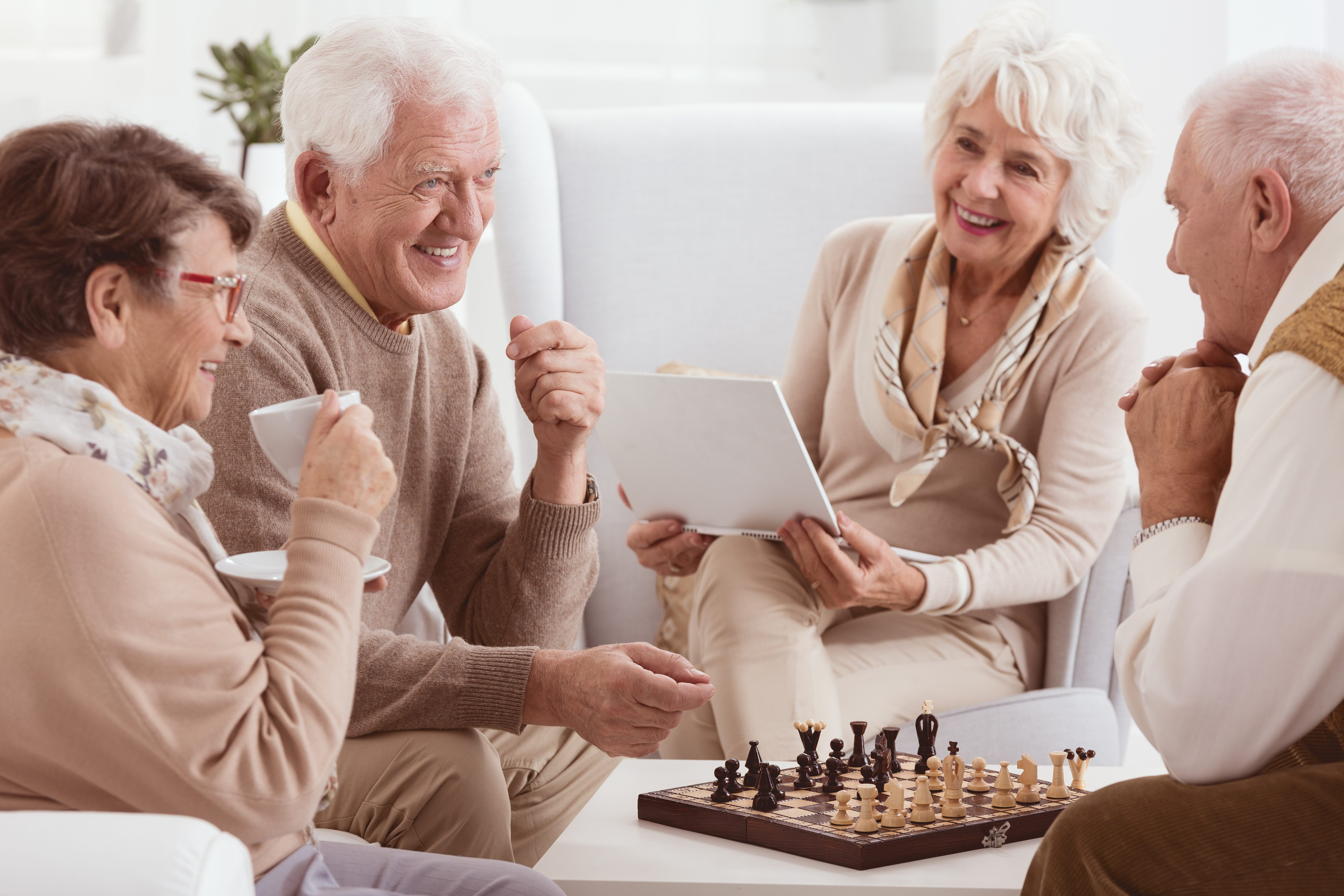 Senior Living Facilities Best Practice Guide