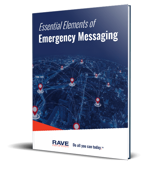 Essential Elements of Emergency Messaging Cover