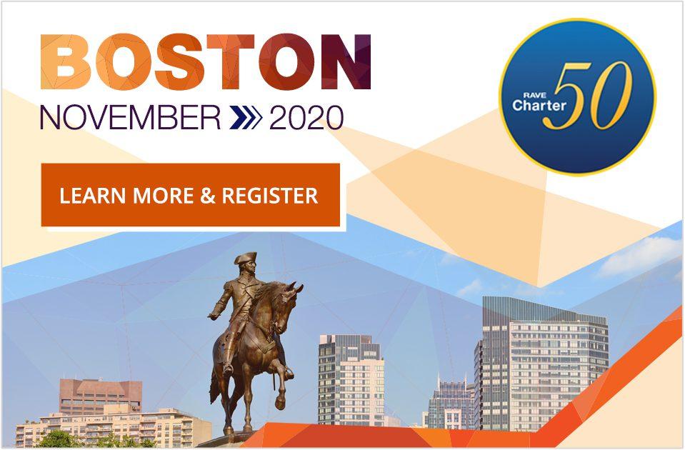 Boston November 2020 Register Now