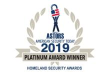 2019 astors platinum award