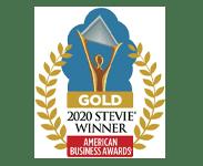 2020 stevie gold award