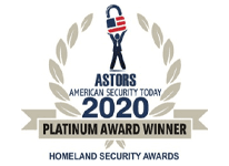 2020 astors platinum award