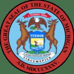 state of michigan seal