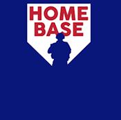 home base veteran and family care logo