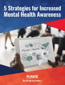 5 strategies for increased mental health awareness resource preview