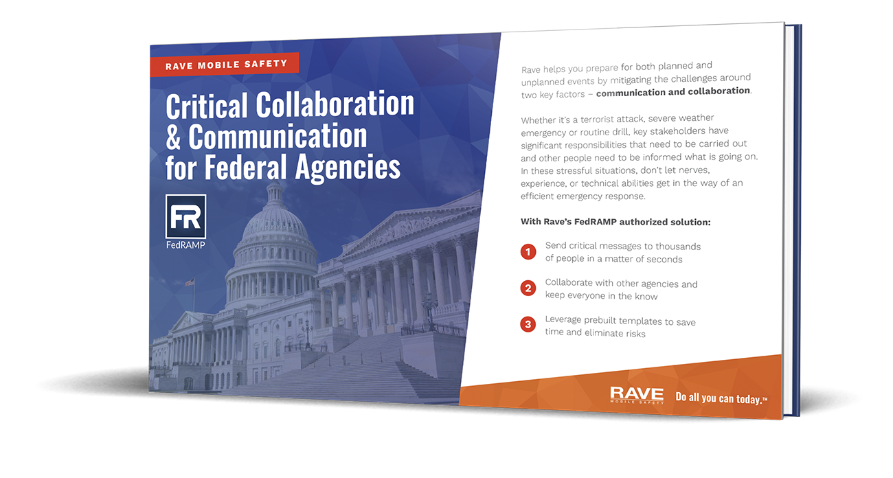 critical communication and communication for federal agencies cover angle