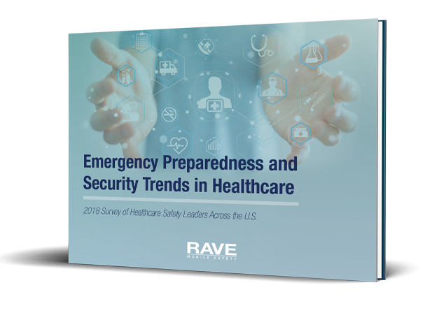 emergency preparedness and security trends in healthcare cover angle