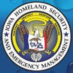Iowa homeland security Logo