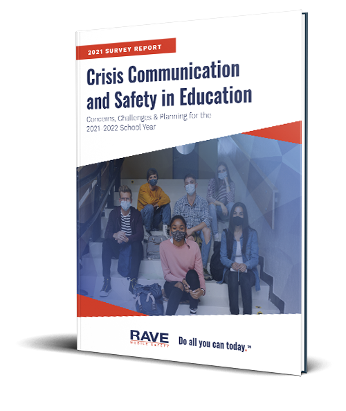 crisis communication and safety in education cover angle