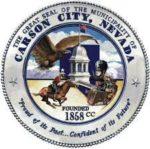 Carson City Nevada seal