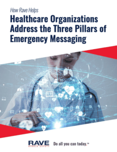 healthcare three pillars emergency messaging resource preview